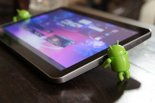 Tab 10 1 540x359 - Vídeo: um dia com o Samsung Galaxy Tab 10.1