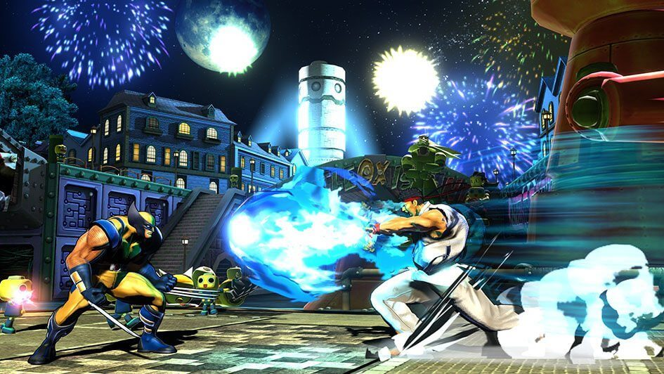 marvel vs capcom3 - Game Review: Marvel vs. Capcom 3