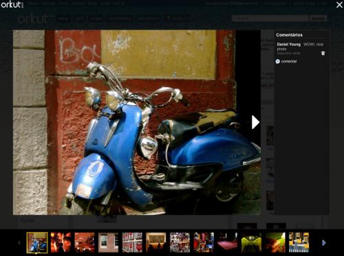 Novo Visual do Orkut começa a funcionar hoje