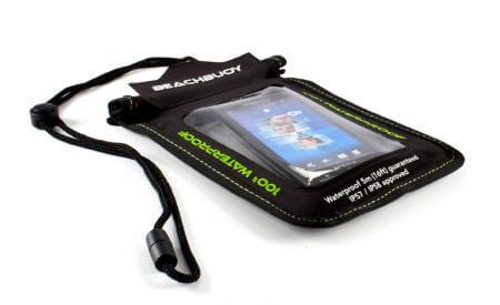 Proteja seu smartphone dos arranhões e da água