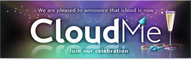celebration - Serviços nas nuvens da Apple será chamado iCloud?