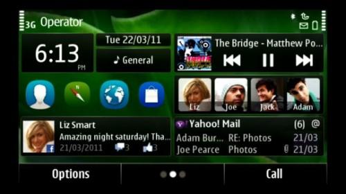 homescreenx7 010411 540x303 500x280 - Nokia: Symbian Anna