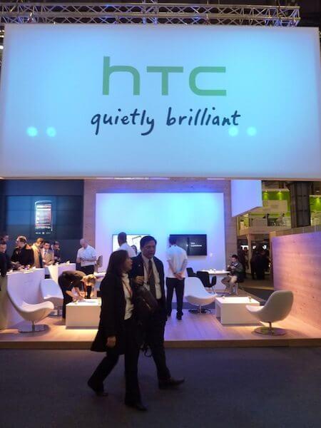 htcbooth - HTC supera a Nokia em termos de capitalização de mercado