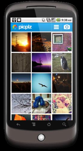 picplz 276x500 - Picplz: rede social de fotos à lá Instagram para o Android e iPhone