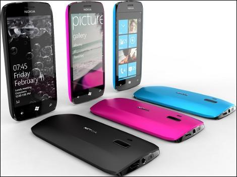 Nokia W7 and W8 serão os primeiros smartphones com o Windows Phone 7