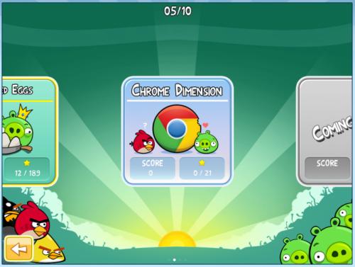 Novo angry birds gratuito para o navegador chrome. Eis uma notícia que vai agradar a muitos fanáticos pelo game agry birds. A partir de hoje, o jogo estará disponível para a plataforma mais popular de todas: a web. Para jogar, basta...