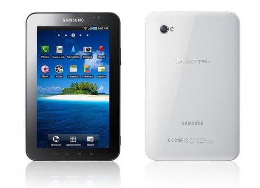 Samsung Galaxy Tab - Samsung Galaxy Tab receberá atualização oficial para Gingerbread (2.3)