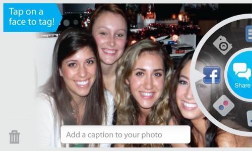 Social Camera: fotos com reconhecimento facial instantâneo para o Android