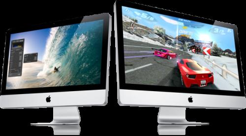 Apple atualiza imacs com processadores sandy brigde quad-cores e thunderbolt. Apple apresenta novos imacs com processadores sandy bridge quad-core