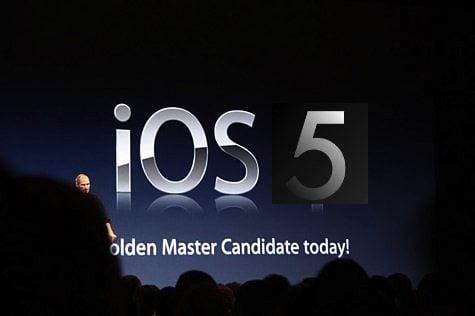 iOS5 - Apple começa a testar iOS 5