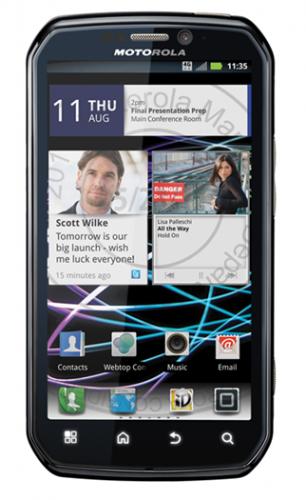 """Photon 4g: o novo smartphone com tela de 4. 3 polegadas da motorola. Com design com cantos chanfrados, dando aspecto de um """"diamante"""" ao aparelho, o photon conta com um apoio na parte de trás do aparelho, para você apóia-lo em uma superfície na hora de assistir filmes e outros vídeos em sua poderosa tela de 4,3 polegadas qhd..."""