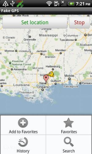 Pontuando no foursquare - fake gps location. O gps embarcado nos dispositivos móveis é muito útil para mostrar onde estamos. Mas... E quando queremos estar em outro lugar? No caso do foursquare (e de outras redes sociais baseadas em geolocalização), podemos conquistar novos distintivos (ou badges) e mais pontos se estivermos cada vez mais em lugares distintos. E é aí que entra o fake gps location: o aplicativo assume o papel do gps no aparelho equipado com android (graças à configuração de desenvolvedor presente no sistema), e indica para o sistema qualquer localização que o usuário determinar, localizando através de navegação por mapa ou então pesquisando por algum endereço específico.