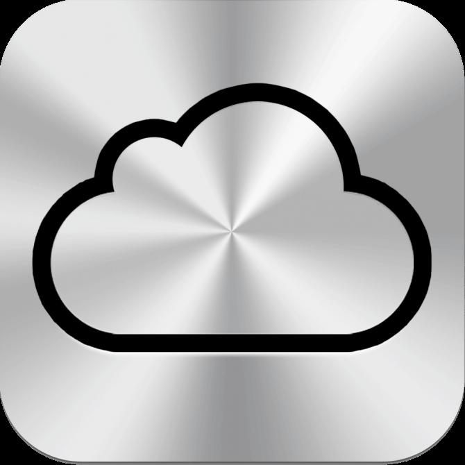 drtQ.iCloud 670x670 - iCloud, da Apple: ícone e preços revelados