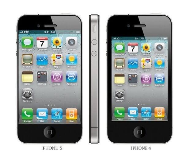 possivel iphone 5 - Análise dos rumores sobre o iPhone 5: como será o novo smartphone da Apple?
