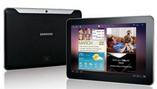 Samsung apresenta nova TouchWiz para tablets com Honeycomb