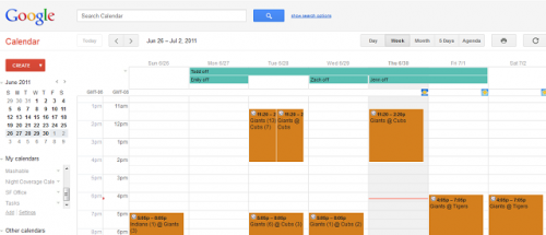 Gmail e google agenda de cara nova. O novo layout reflete o novo sistema da empresa, na tentativa de integrar bons serviços a um design mais maduro.