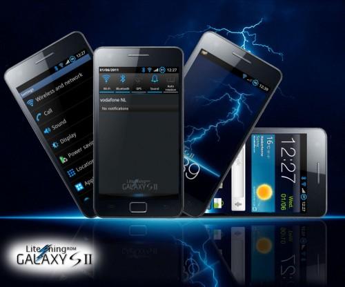 Lite'ning Rom v3.0 XXKG2 para o Samsung Galaxy S II