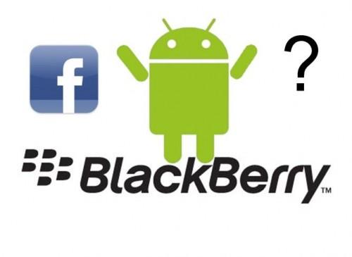 Problemas com push notification do facebook para android? Empreste um blackberry!. Para resolver problemas de notificação push do facebook que não chegam no android, dê permissões de blackberry para sua conta.