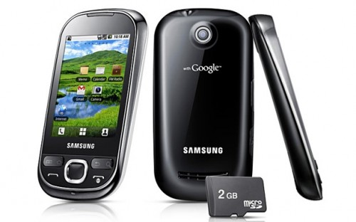 galaxy 5 geral 500x312 - Tutorial: como atualizar seu Galaxy 5 para o Android 2.3.5 Gingerbread