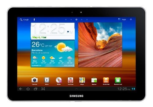 Samsung Galaxy Tab 10.1 chega ao Brasil