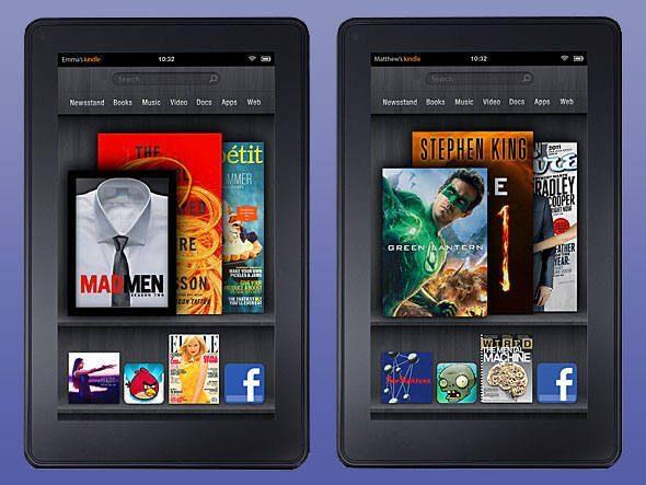 Tablets: conheça o novo kindle fire (vídeo). A amazon apresentou hoje seu mais novo tablet android, o kindle fire. Falaremos dele, em instantes, aqui no showmetech...