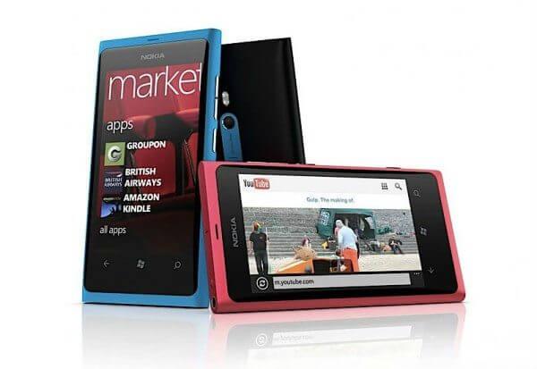 Nokia lumia800 600x413