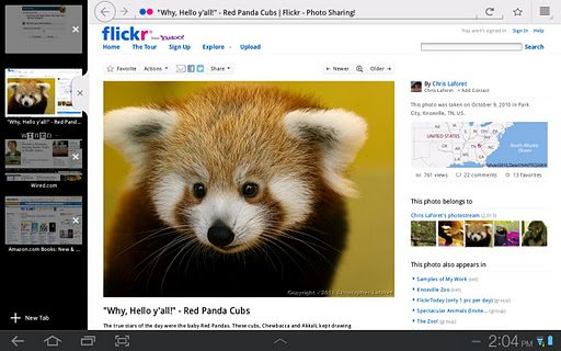 Firefox 9 Android