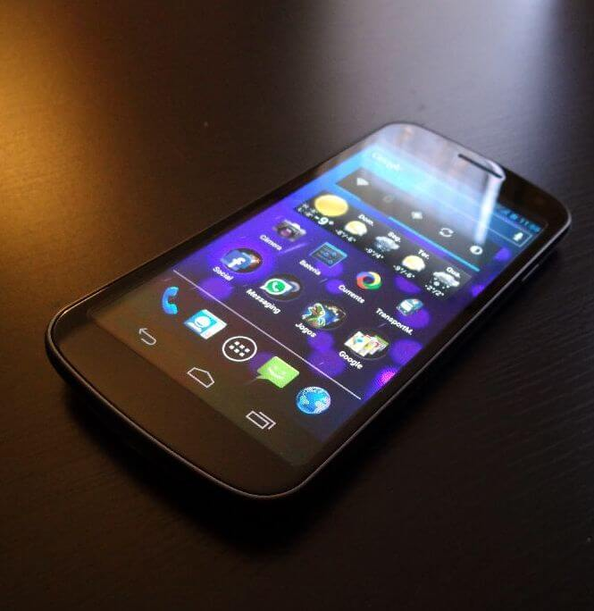 Review: Galaxy Nexus (Galaxy X)