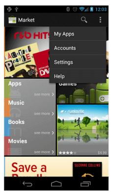 action bar 2 - Google dá adeus aos botões físicos