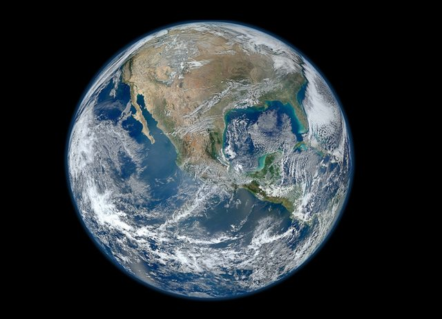 earth blue marble 2012
