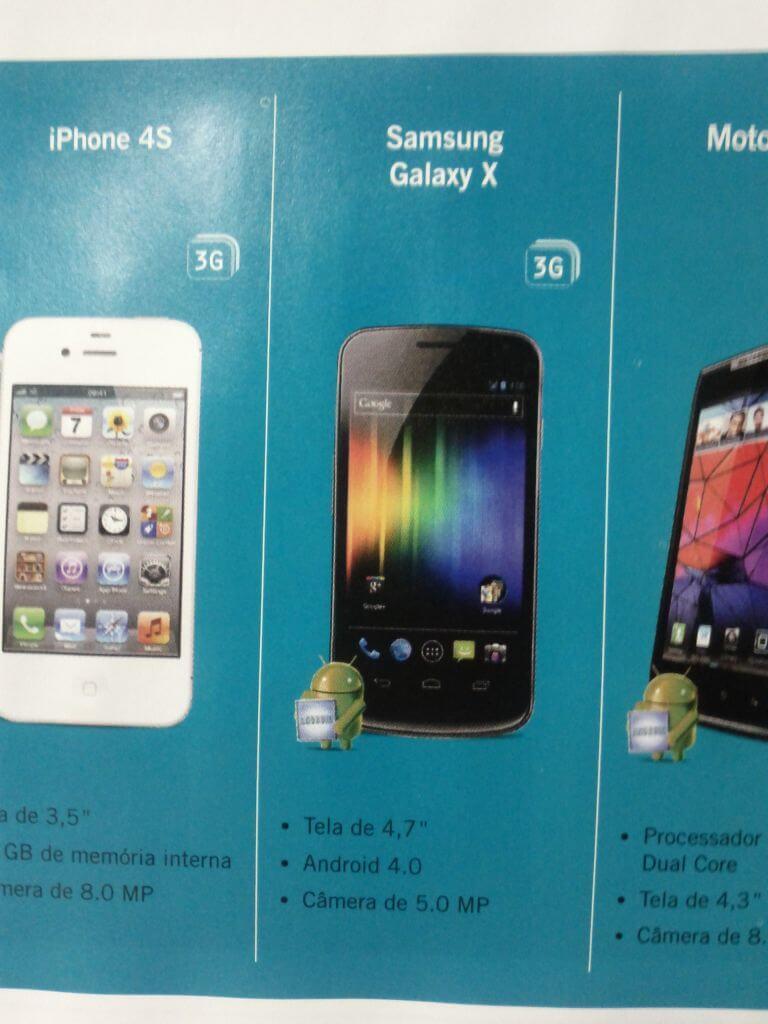 IMG 20120201 144335 - Galaxy X (Galaxy Nexus) aparece em propaganda da Oi