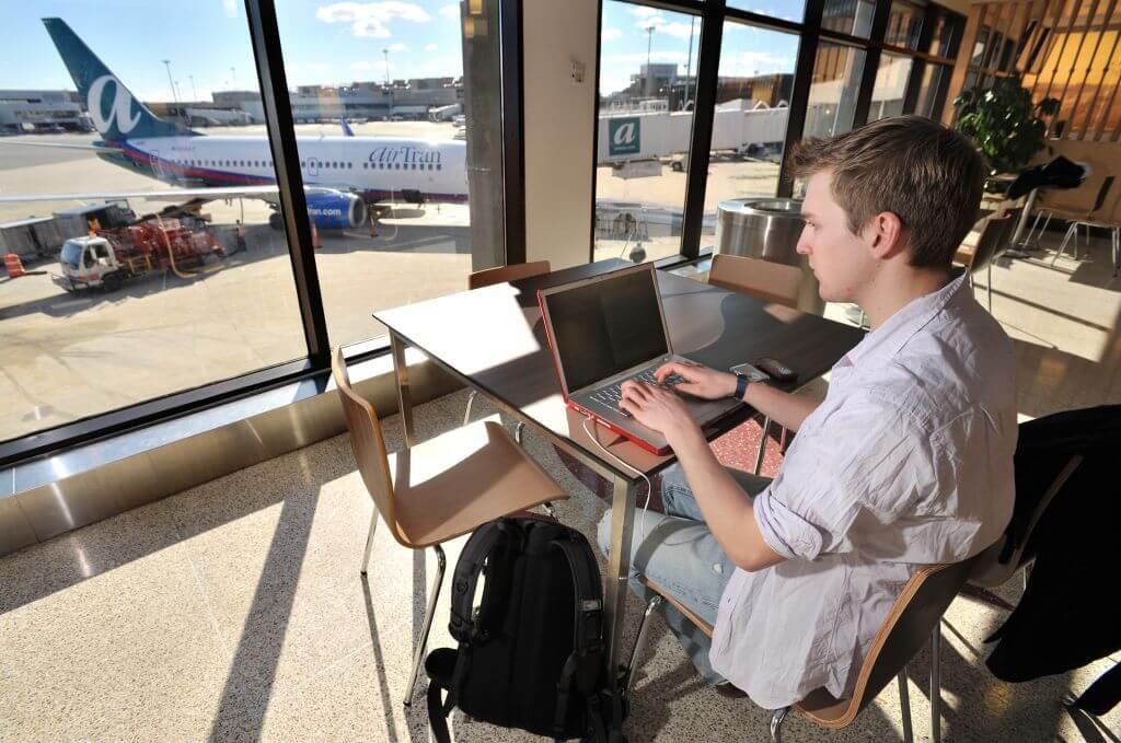 TIM internet Wi Fi - TIM libera Wi-Fi gratuito para clientes nos aeroportos