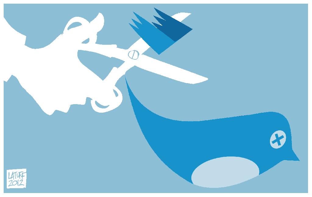 twitter is censored 2 - Política de censura no Twitter: o pássaro vai parar de cantar?