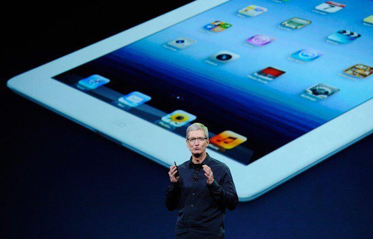 """000 140864508 - CEO da Apple: """"Tenho orgulho de ser gay"""""""