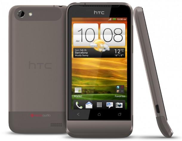 htc one v 610x475 - Nokia Lumia 900 e HTC One V passam pela Anatel