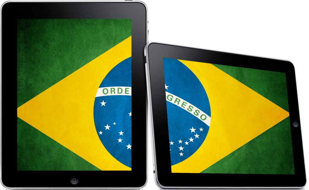 ipad brasil - Venda de Eletroeletrônicos fecha 2011 com alta de 14,1%
