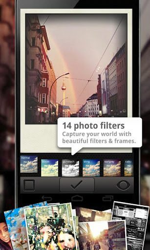 EyeEM - EyeEM: substituto do Instagram para Windows Phones