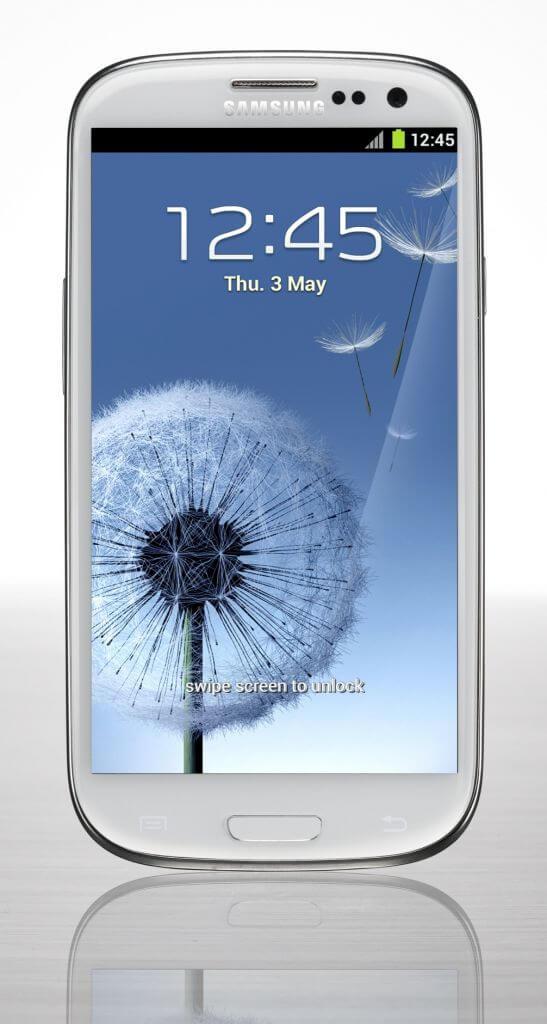GALAXY S III Product Image 5 W - Samsung Galaxy SIII: fotos do aparelho