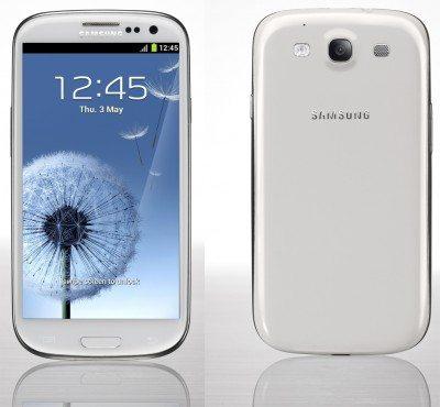 Samsung Galaxy S III 1 - Claro, TIM e VIVO anunciam lançamento do Galaxy SIII no Brasil