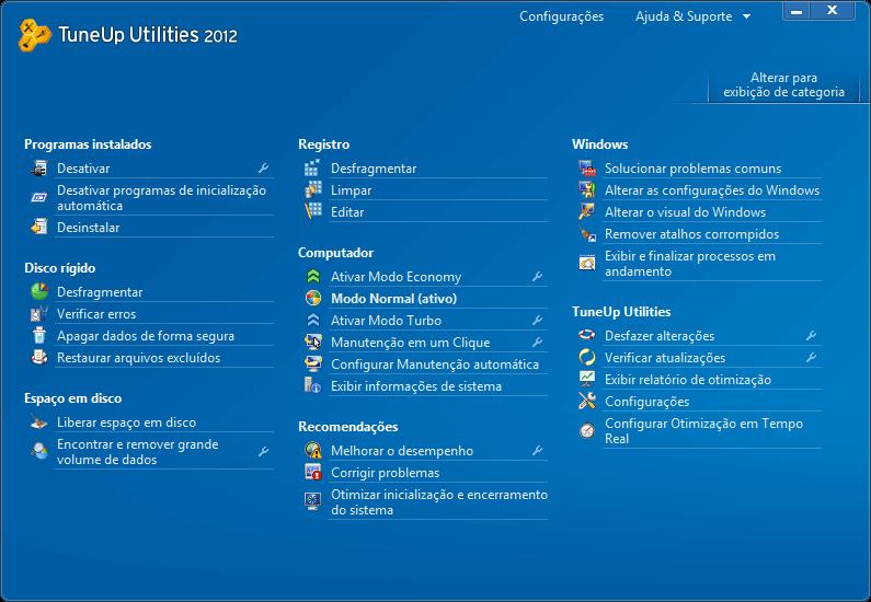 1 Integrator - Visao geral de todas as funcoes