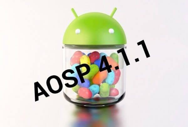 Android 4.1.1 AOSP já está disponível (Jelly Bean)