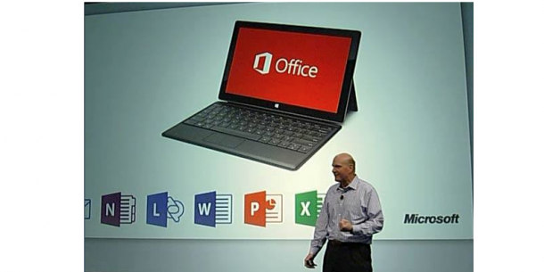 Microsoft apresenta o office 2013. Para crescer em negócios de tecnologia, não basta ter uma boa ideia, é preciso aprimora-la constantemente. Com isso em mente, e assistindo a seus concorrentes ganharem cada vez mais espaço, a microsoft apresentou ontem a nova versão do office, que deve estar disponível no início do ano que vem.