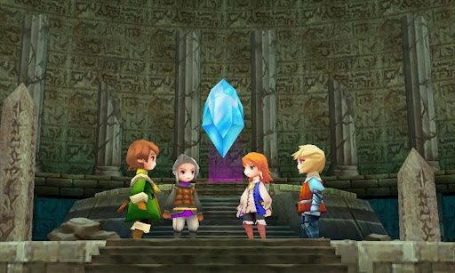 Final Fantasy 3 Android 1