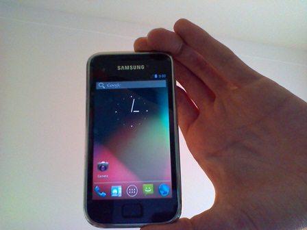Galaxy S Jelly Bean 4.1 - Galaxy S recebe port com a atualização 4.1 Jelly Bean