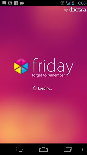 friday app Android