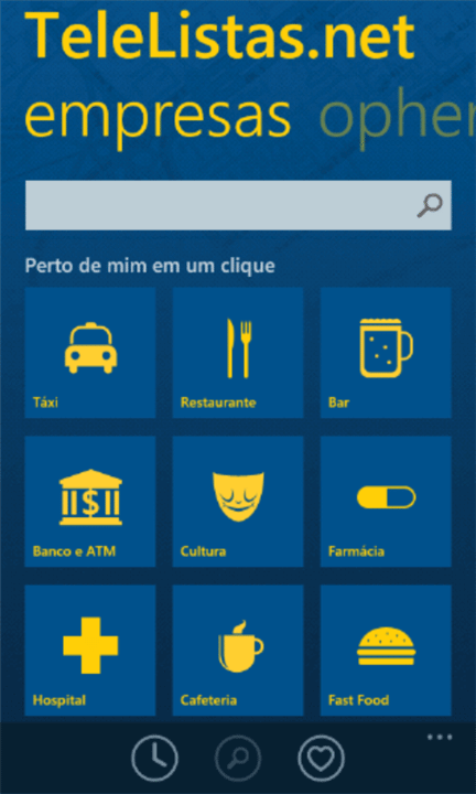 telelista2 - TeleListas.net lança aplicativo para Windows Phones e Symbians