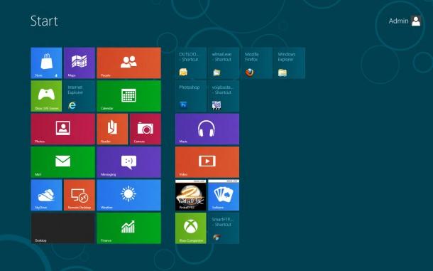 windows 8 screenshots 1 610x381 - O que esperar do Windows 8?