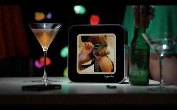 Instacube: um porta-retratos online
