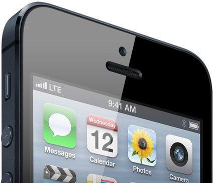 Apple iPhone 5 1 - Tim confirma iPhone 5 de 16GB por R$ 2.399; Aparelho custará a partir de R$ 1.490 na Vivo
