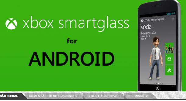 Xbox SmartGlass chega ao Android 3